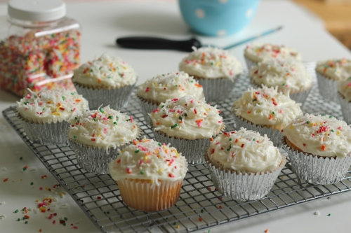 Doctored Cake Mix | The Home Artist
